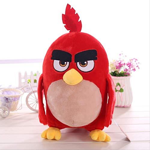 Hope Angry Birds 2 Muñeca Juguetes De Felpa, Gran Película Verde Cerdo Muñeca Muñeca Regalo De Cumpleaños De Los Niños Big Red Bird Clásico -12
