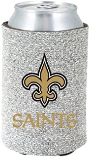 All 32 Teams Avaialble! NFL 2012 Football Team Logo Womens Ladies Glitter Beer Can Holder Cooler