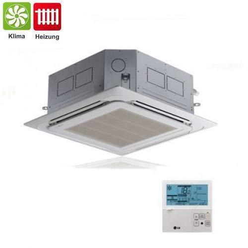 Air Conditioner LG Ceiling Cassette 4-Wege Box Multi Split Interior Part 3,5 KW