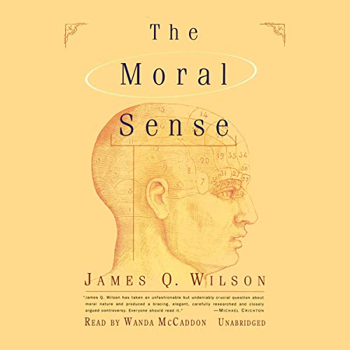 The Moral Sense  By  cover art