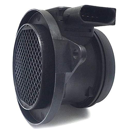 Luftdurchflußmesser Sensor Luftmassenmesser Meter gepasst for Mercedes Benz W203 CL203 S203 C209 A209 W211 S211 R171 5Wk9638 5Wk9638Z 2710940248 A2710940248 (Color : Black)