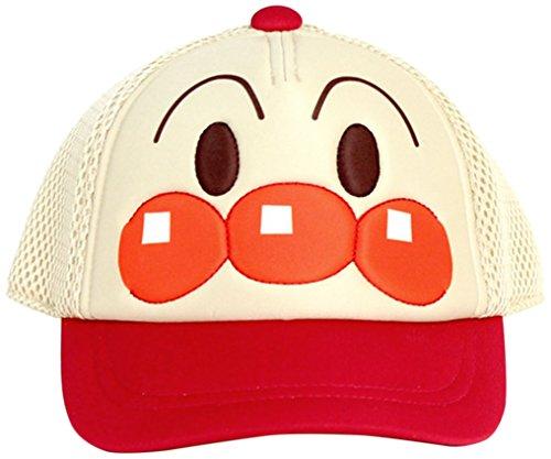 アンパンマン 帽子 サイズ:53cm