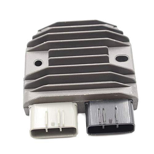 GUIFUG Regulador de Motocicleta Rectificador/Ajuste para Triunfo/Ajuste para Rocket III/Ajuste para Ducati Multistrada 1200 / Fit para Kawasaki ZX-10R / FIT FOR Hond.A TRX500FA TRX680FA TRX650FA