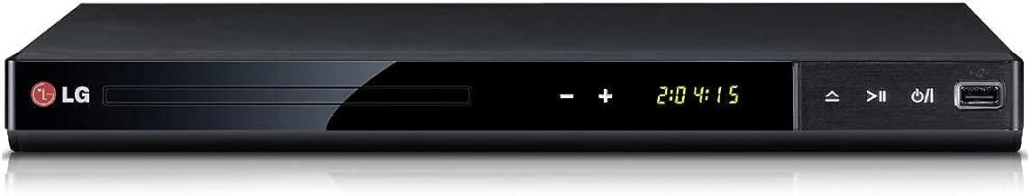LG DP542H - Reproductor de DVD (Full HD, HDMI, USB), color
