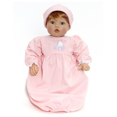 "Madame Alexander Baby Strawberry Face Girl, 19"", Blonde/Blue Eyes -  Middleton Doll, 2563"