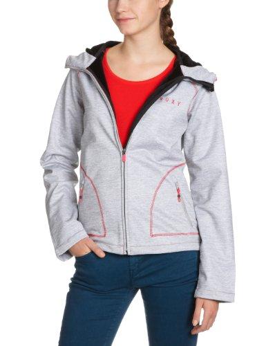 Roxy Damen Softshell Jacke Hemisphere, stn heather, S, WPWJK243-22-S
