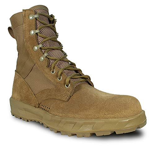 MCRAE T2 Ultra Light Hot Weather Combat Boot-Coyote Style #8301