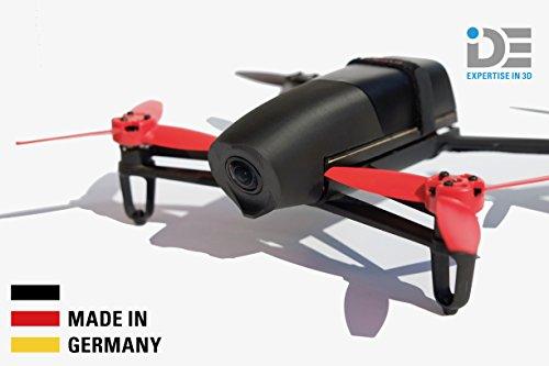 IDE Kunststoffhaube für Parrot Bebop 1 Drone (Schwarz)