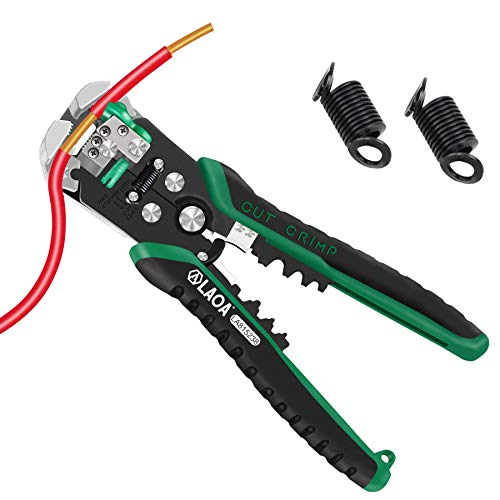 LAOA Automatic Wire Stripper with springs