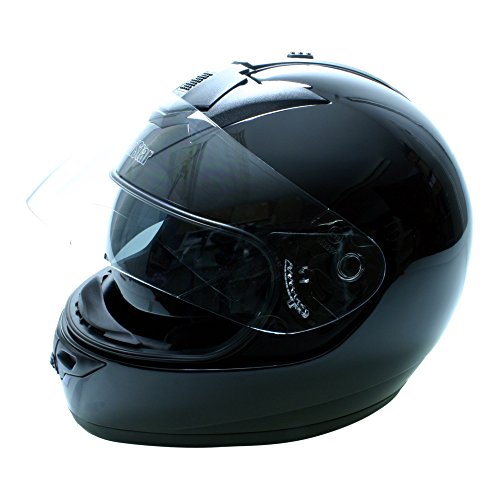 Roadstar Integral-Helm Phantom Evo, Schwarz, Größe 57/58