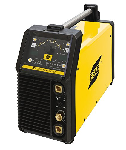 ESAB ET 220i AC/DC Power Source Only, W1009300 Tig Stick Welder 1 or 3 Phase...