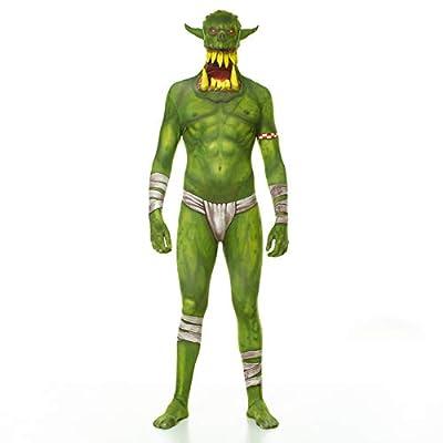 Morphsuits Adults Monster Urban Legends Men's and Women's Creepy Pasta Halloween Costume