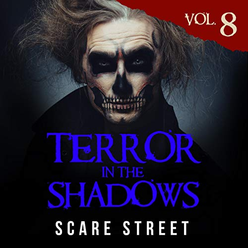 Terror in the Shadows Vol. 8  By  cover art
