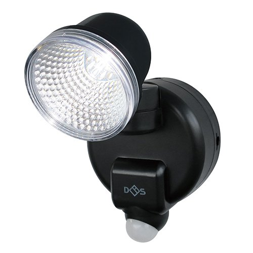 乾電池式センサーライト(1.0W LED)