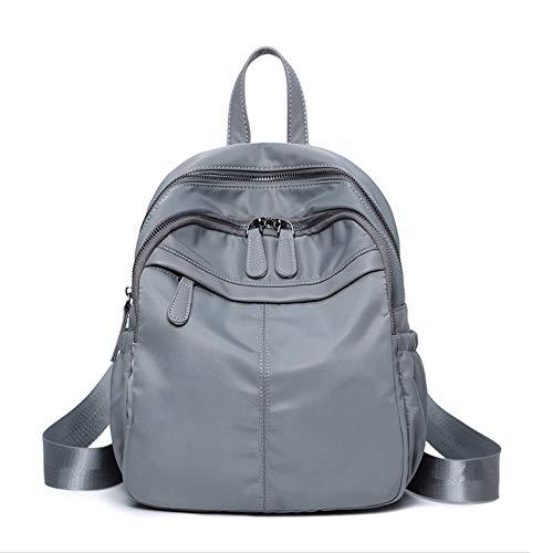 QRQR Damenrucksack Rucksack Oxford Tuch Umhängetasche Damen 100 Lässige Rucksäcke Reisetasche 23 X 10 X 29Cm