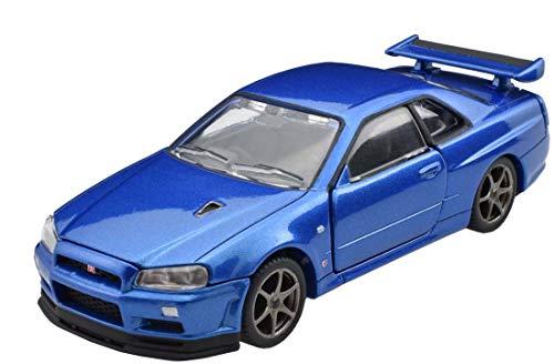 トミカプレミアムRS 日産 スカイライン GT-R V-SPECII Nur [ベイサイドブルー]