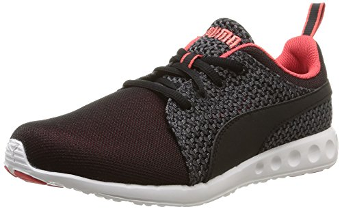 Puma Puma Damen Carson Runner Knit Wn's Laufschuhe, Rot (cayenne-black 03), 37 EU