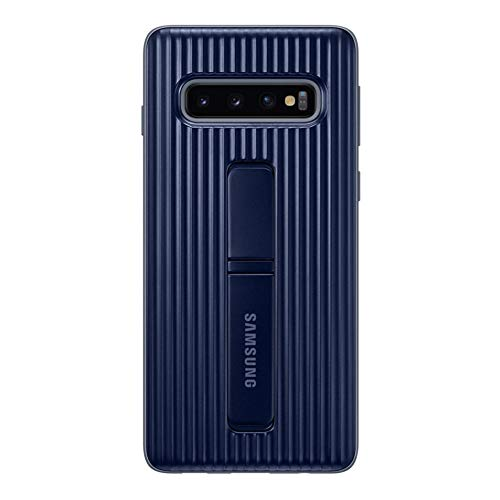 Samsung EF-RG973CBEGWW Funda para Galaxy S10 Protective Standing, Azul