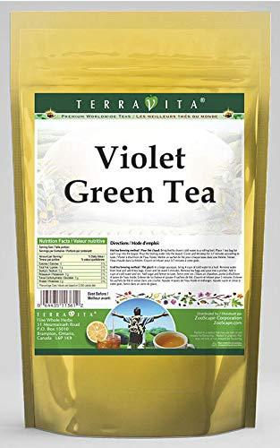 Violet Green Tea Ranking TOP3 50 tea bags 541478 3 - ZIN: Online limited product Pack