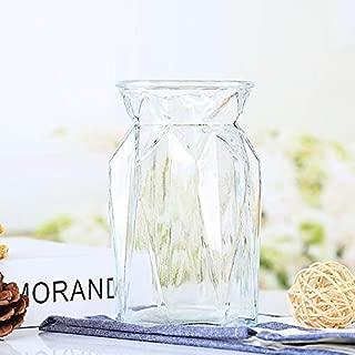 Color Glass Vase for Home Decor Flower Vase for Wedding Decoration 3.9