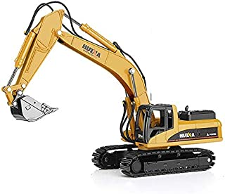 1:50 Alloy Excavator Truck Autotruck Vehicles Model Diecast Car Truck For Boys Toy Gift Kid Excavator Toy