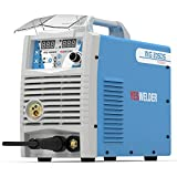 YESWELDER Digital MIG-205DS MIG Welder,200Amp 110/220V Dual Voltage, Gas Gasless MIG Welding Machine MIG/Lift TIG/ARC 3 in 1 Welder