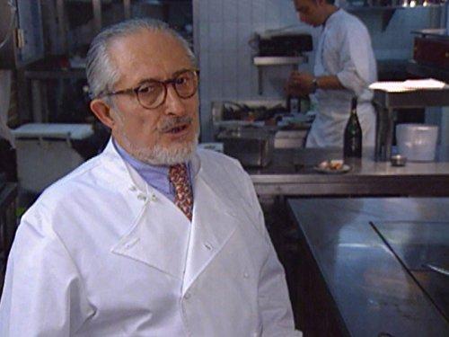 Chefs: Michel Troisgros, Alain Senderens and Jean-Marie Auboine