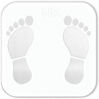 Básculas Digitales, Inalámbricas Inteligentes Peso Salud Electrónica Grasa Corporal Grasa Corporal Personalizada Báscula Electrónica De Grasa para Peso Corporal Músculo