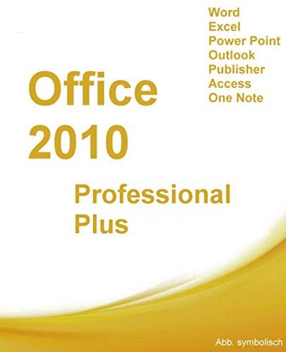 MS Office 2010 Professional 32 bit & 64 bit Vollversion für 1 PC Original Lizenzschlüssel + ISO-DVD von Hesch-Direkt IT-Fachhandel