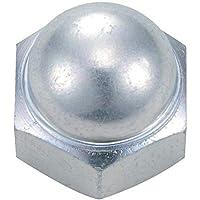 トラスコ中山/TRUSCO 袋ナット 三価白 サイズM3X0.5 37個入【B739-0003】(3003337) [その他]