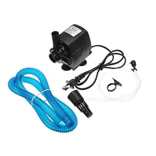 SISHUINIANHUA 18/20/30/40 watt Mini tauchwasserpumpe 220 v fischteich Aquarium brunnen sauerstoff Kompressor belüfter luftstrom Maker pumpe,468