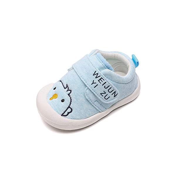 peggy piggy Baby Shoes Boy&Girl Infant Sneakers Non-Slip First Walking Shoes Breathable Mesh Shoes 6 9 12 18 Months