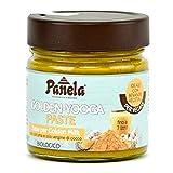 panela - base per golden milk con curcuma - golden yooga paste bio 220 g