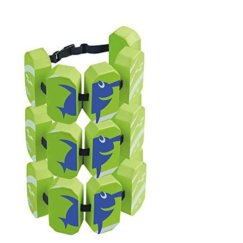 Beco Kinder-Schwimmgürtel Sealife 3er Set grün Schwimmhilfe Aqua Fun Kids