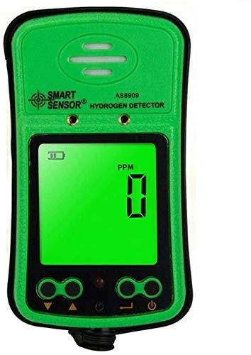 Tragbare Schwefeldioxid-Gas-Detektor High Precision Handportable H2 Gas Monitor Meter Tester mit LCD-Display und 1000 ppm Messbereich