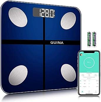 Guina Bluetooth Digital Body Fat Bathroom Weight Scale