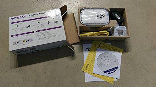 NETGEAR DM111PSP-100NAS NETGEAR DM111PSP - DSL modem - Ethernet 100