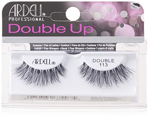 Ardell Double Up Wispies 113, noir