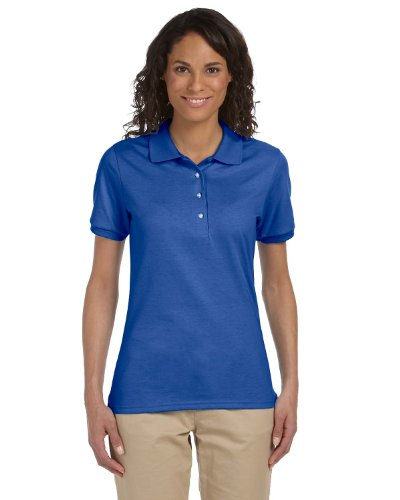 JERZEES 437WR - Ladies' Spotshield 50/50 Sport Shirt