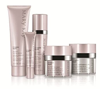 New Mary Kay TimeWise Repair Volu-Firm 5 Product Set Adv Skin Care Full Size  Full Size