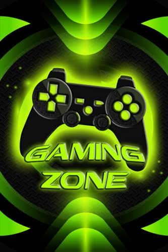 Agenda scolaire 2021 2022 GAMING ZONE: Collège, lycée, études supérieures | Gamers, fans de gaming et jeux vidéo | D'août 2021 à août 2022