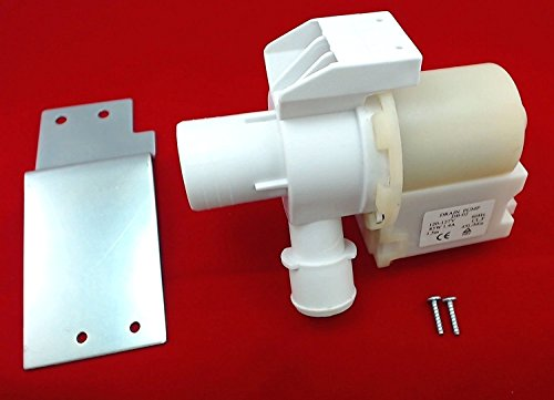 Price comparison product image Washer Drain Pump & Motor for General Electric AP5803461,  PS8768445,  WH23X10030