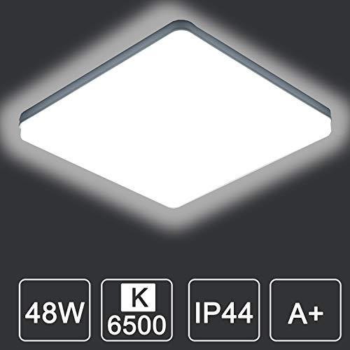 Kambo LED Lámpara de Techo Moderna Plafon Techo Led 48W