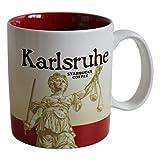 Starbucks City Mug Karlsruhe Germany Icon Serie Coffee Cup Karlsruhe