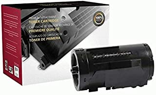 CIG Remanufactured Extra High Yield Toner Cartridge (Alternative for Dell 592-BBBW J9Y0C 74NC3) (9000 Yield)