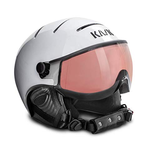 Kask Essential White - mageres Visier - alle Wetterarten
