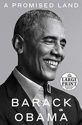 Compare Textbook Prices for A Promised Land Random House Large Print Large type / Large print Edition ISBN 9780525633761 by Obama, Barack