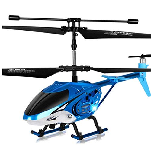 WEHOLY Toy Model Remote Control Drone Aircraft Toy Mini Aircraft RC Airplane Electric Helicopter Child Boy Outdoor Indoor Parent-Child Interactive Toy,The Best Gift for Child