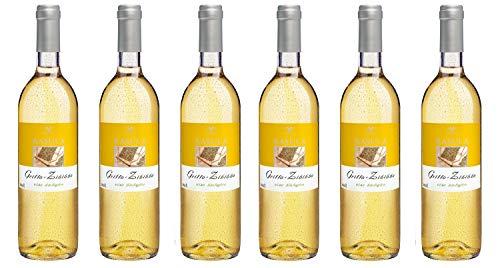 Bio Wein Grillo Weißwein Sizilien Italien 2019 Trocken Vegan (6 x 0.75l)