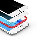 BANNIO 2 Pezzi Pellicola Privacy per iPhone SE 2020/iPhone 7/iPhone 8,3D Full Screen Vetro Temperato,Anti Spy...